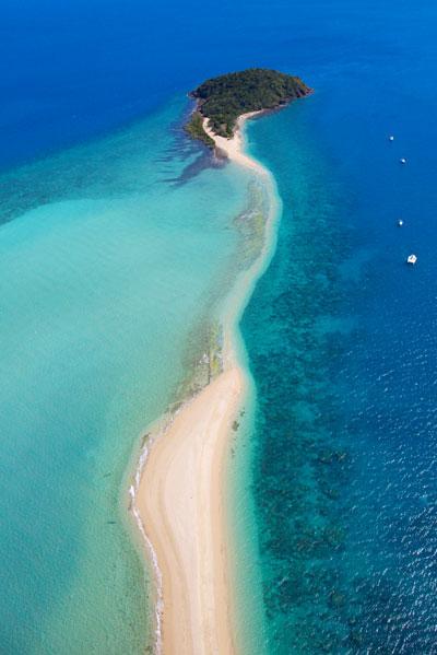 Langford Island Beach, Queensland