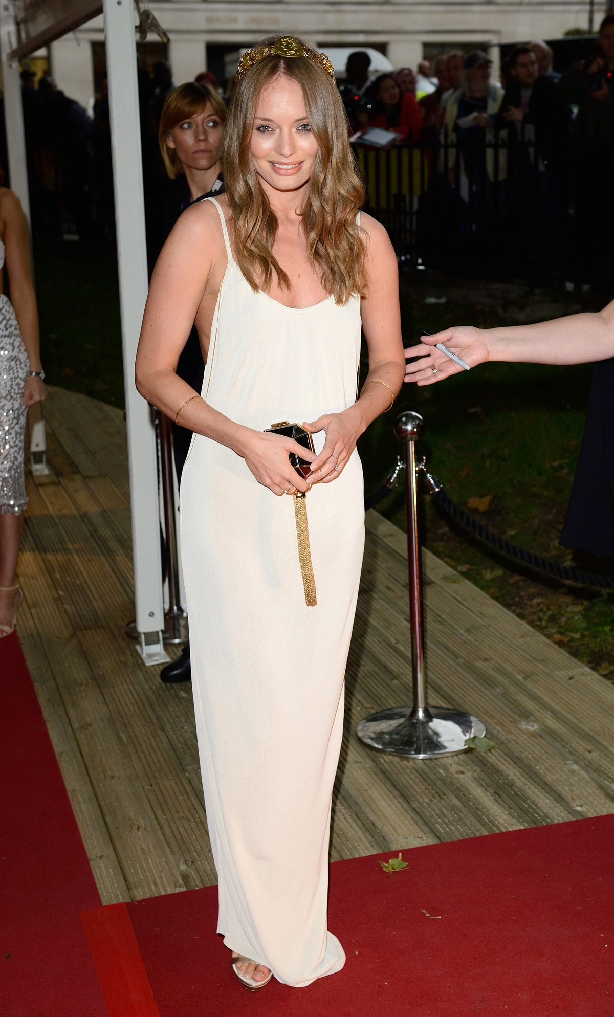 Laura Haddock at the Glamour Women of the Year Awards