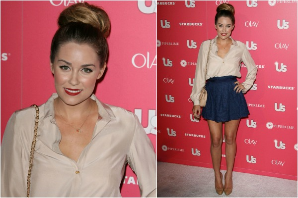 Lauren Conrad - epitome of spring style