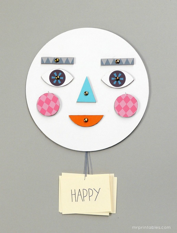 Learning-Emotions-DIY-Toy