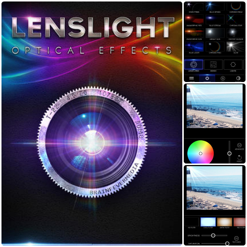 LensLight - Photo-editing app