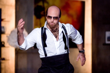 Tom Cruise is Les Grossman