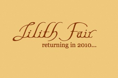 Lilith Fair returns!