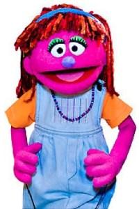 Meet new Muppet Lily