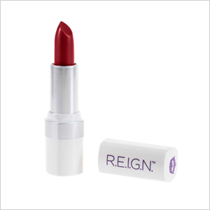 R.E.I.G.N. Lasting Luxe Lipstick in Hibiscus Red