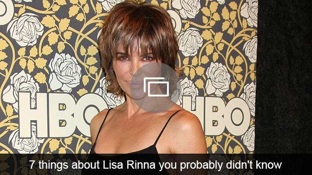 Lisa Rinna slideshow