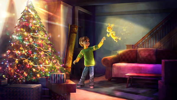 Spirit is NBC's latest Christmas treat