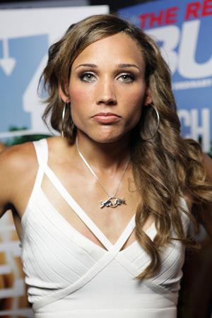 Lolo Jones one of the many athletes criticized for tweets