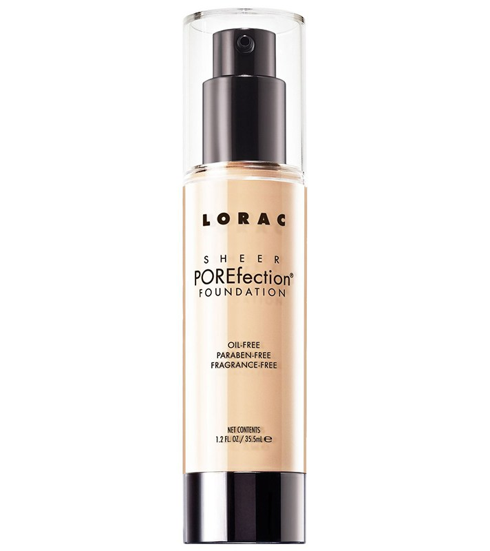 Best Foundations for Oily, Shiny Skin: Lorac Porefection Foundation | Summer Skincare 2017