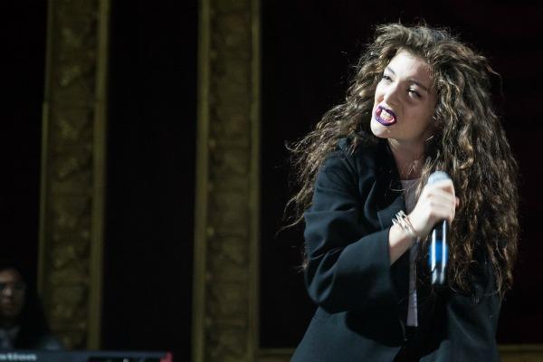 Lorde's Coachella performance