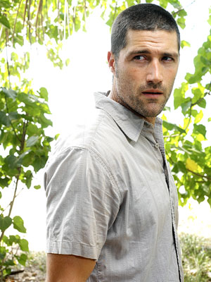 Matthew Fox smolders as Jack