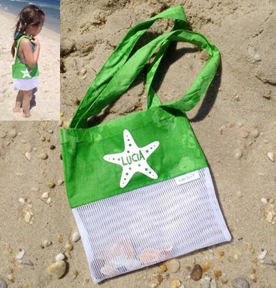 Hello Beach bag