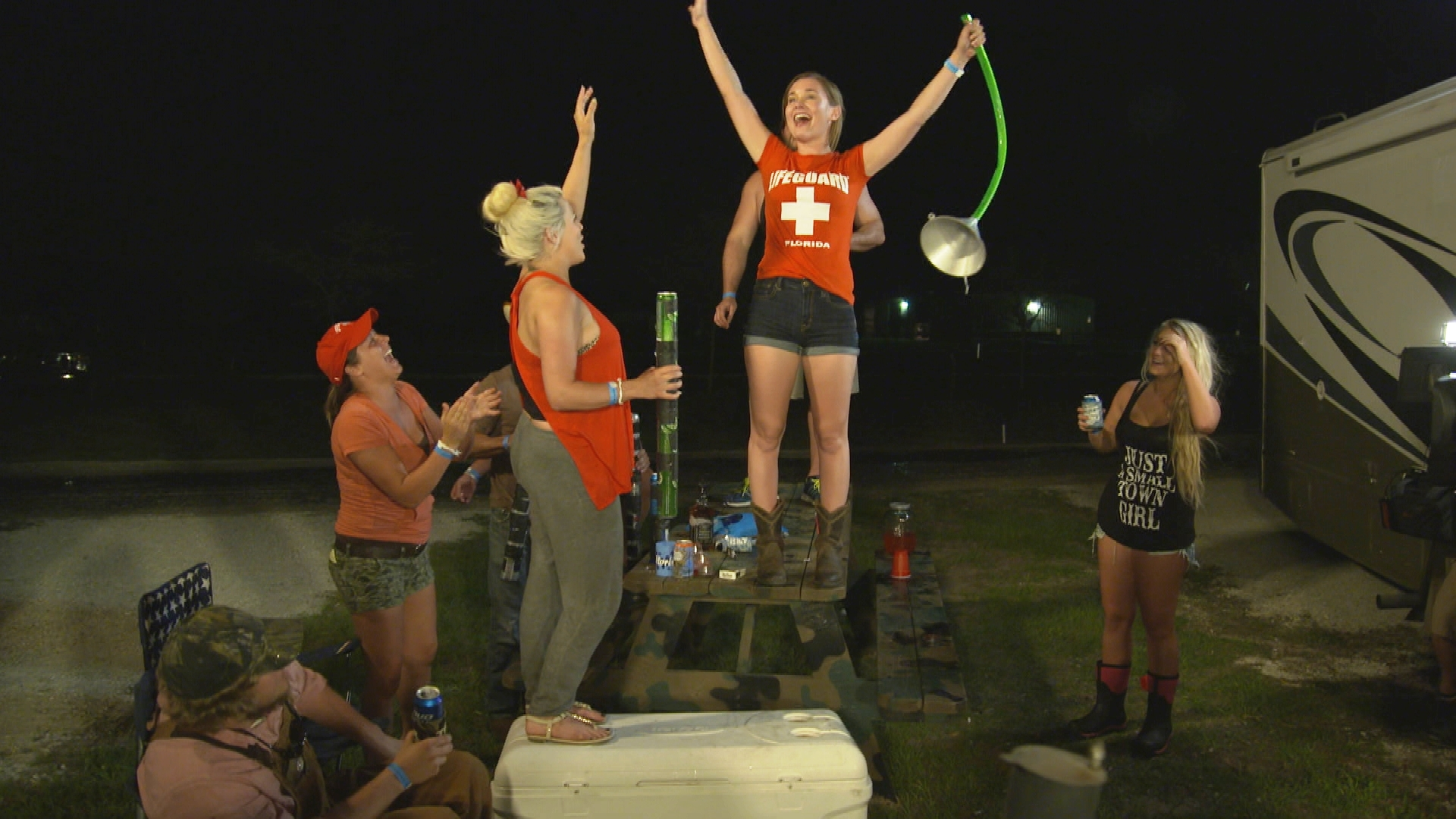 Party Down South, episode 9