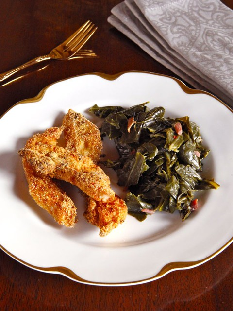 catfish collards