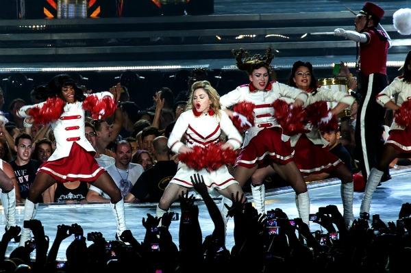 Madonna MDNA Tour Demands