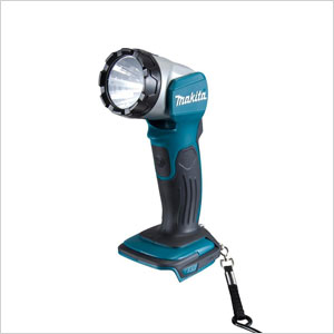 The Makita flashlight