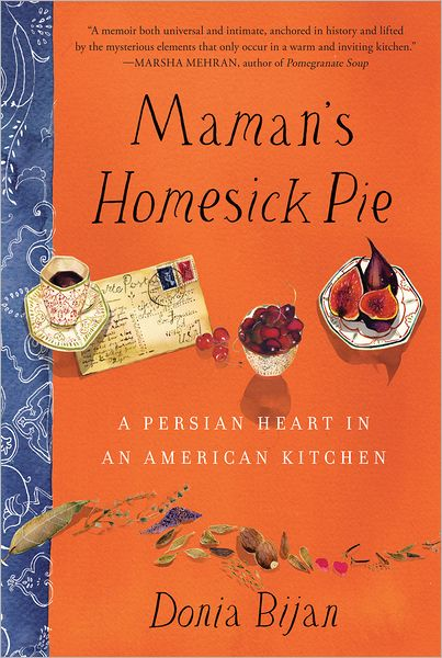 Maman's Homesick Pie cover