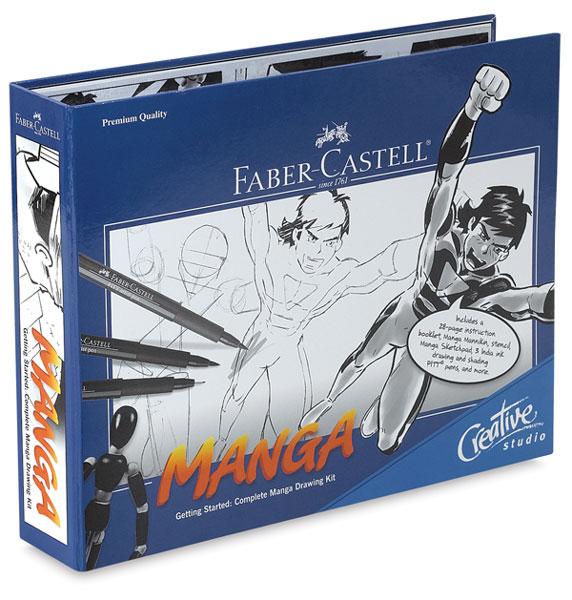 Manga Starter Kit