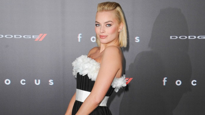 Margot Robbie's alleged weight loss expectations