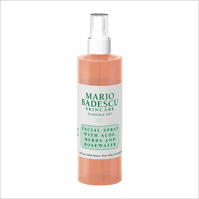 Mario Badescu Facial Spray With Aloe, Herb and Rosewater