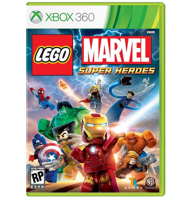 Marvel Super Heroes video game