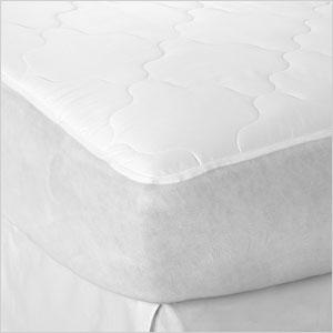 Odor-eliminating mattress pad
