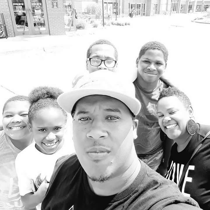 Matt Prestbury Black Fathers family
