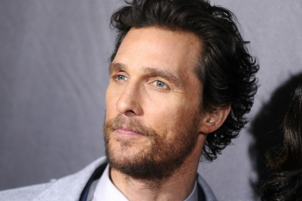 Matthew McConaughey and the paparazzi