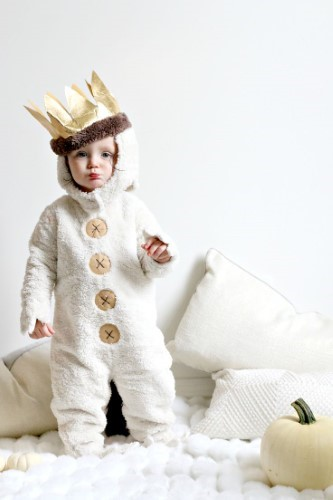 Cute Halloween costumes for babies: Max from Where the Wild Things Are