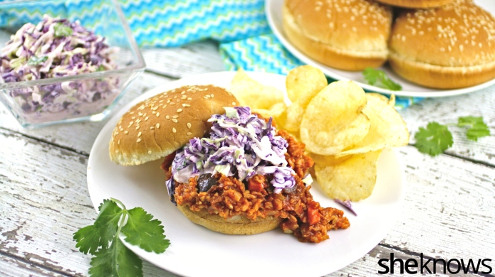 Meatless Monday: Spicy chipotle sloppy Joes