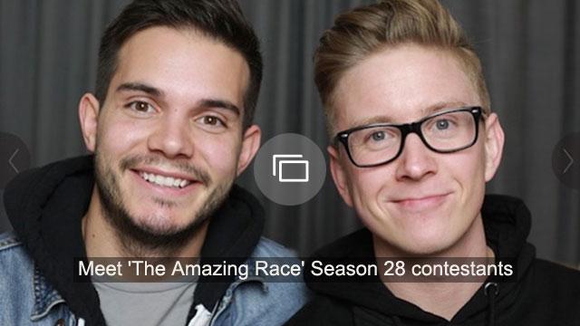 Meet 'The Amazing Race' Season 28 contestants