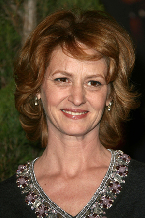 Melissa Leo of Frozen River has every reason to smile