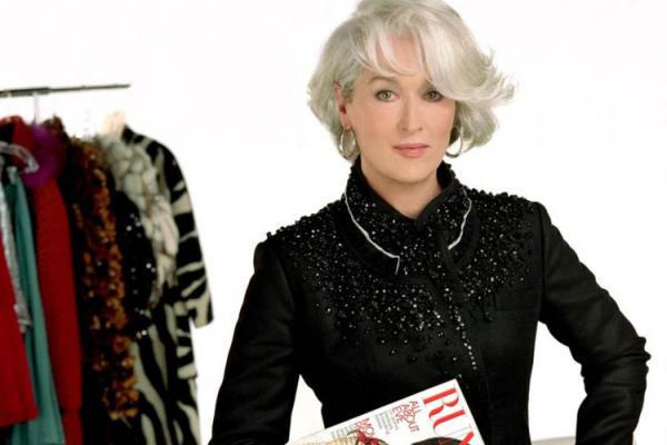 Meryl Streep dazzles in The Devil Wears Prada