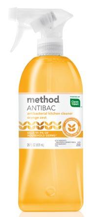 Method antibac