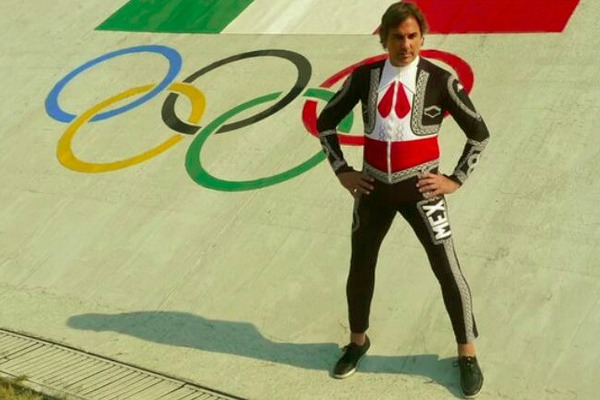 Mexico's Sochi Winter Olympic Games uniforms