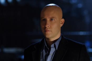Michael Rosenbaum on Smallville