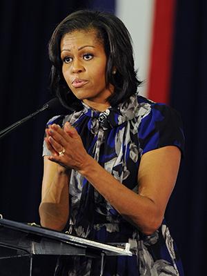 Michelle Obama Wenn