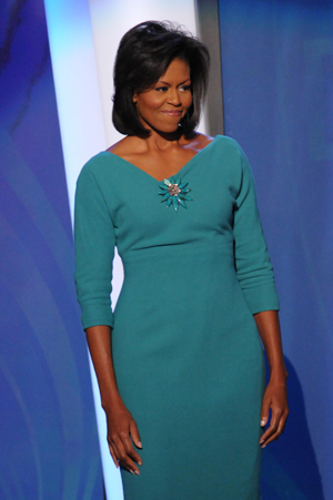 Michelle Obama tells People about life in the White House