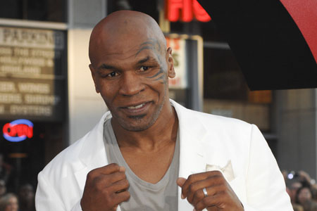 Mike Tyson will trade places with a nurse on Same Name