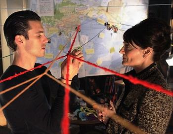Milo and Christina Rose plot their Petrili future