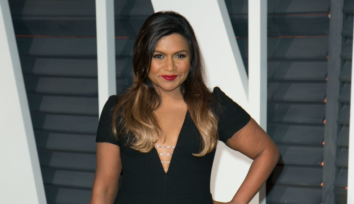 Mindy Kaling posts mysterious message after