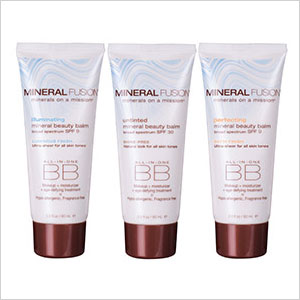 Mineral Fusion Beauty Balms