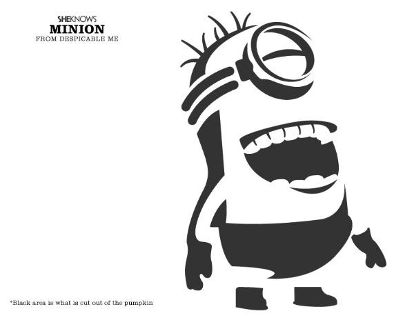Laughing minion