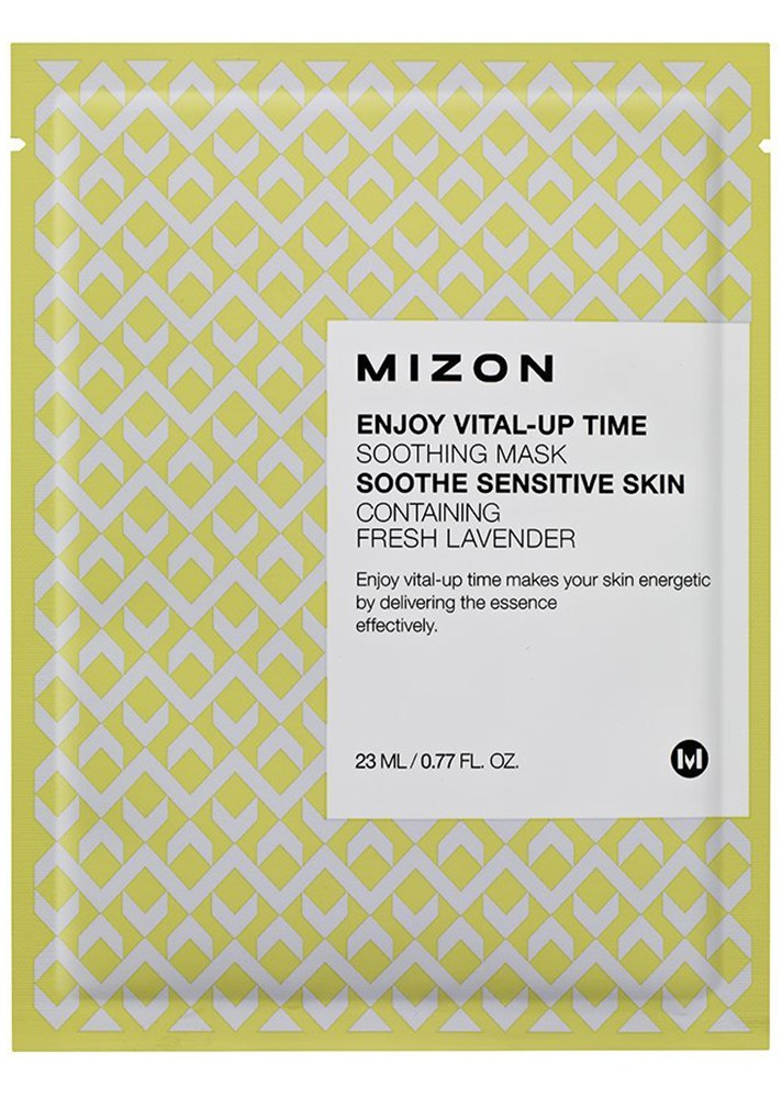 Mizon Enjoy Vital Up-Time Calming Mask
