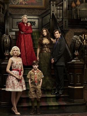 Mockingbird Lane cast