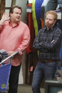 Cam and Mitch search for their back up on Modern Family