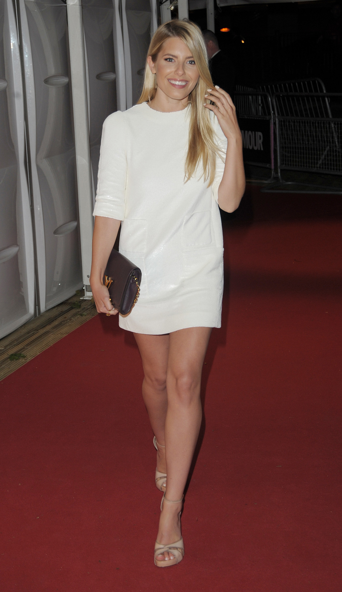 Mollie King at the Glamour Women of the Year Awards