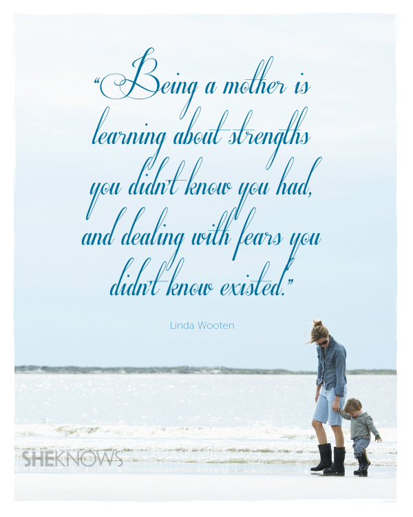 Timeless Mothers Day Quotes Sheknows