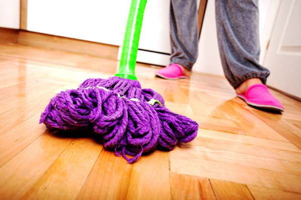 How To Mop Real Hardwood Floors Sheknows