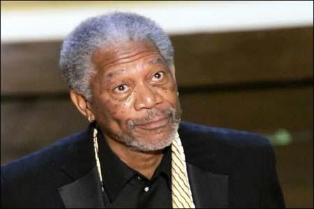 Morgan Freeman Dead? No!
